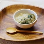 魚と野菜のあんかけ丼(調理時間:約6分)対象:後期から