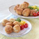 【取り分け離乳食】魚とごぼうのコロッケ(調理時間:約25分)*完了期から