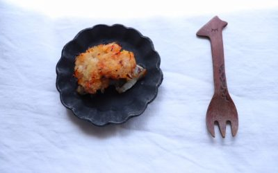 【ユーザー考案レシピ】カガミダイのイタリアンオーブン焼き *完了期から