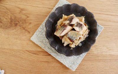 【ユーザー考案レシピ】鯖味噌マヨ焼き *完了期から