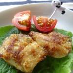 魚のカレー粉焼き (調理時間:6分) 対象:完了期から