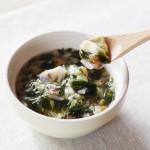 魚と白菜の和風煮(調理時間:約6分)対象:後期から