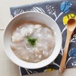魚と長芋のあんかけ(調理時間:約4分)対象:後期から