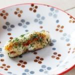 魚のカリッと焼き(調理時間:約6分)対象:完了期から