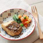 魚の南部焼き(調理時間:約20分)*幼児食