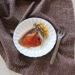 魚のケチャップ煮 (調理時間:約15分)*幼児用