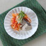 魚と野菜のマリネ(調理時間:約12分※野菜の漬け込み時間除く)*幼児用
