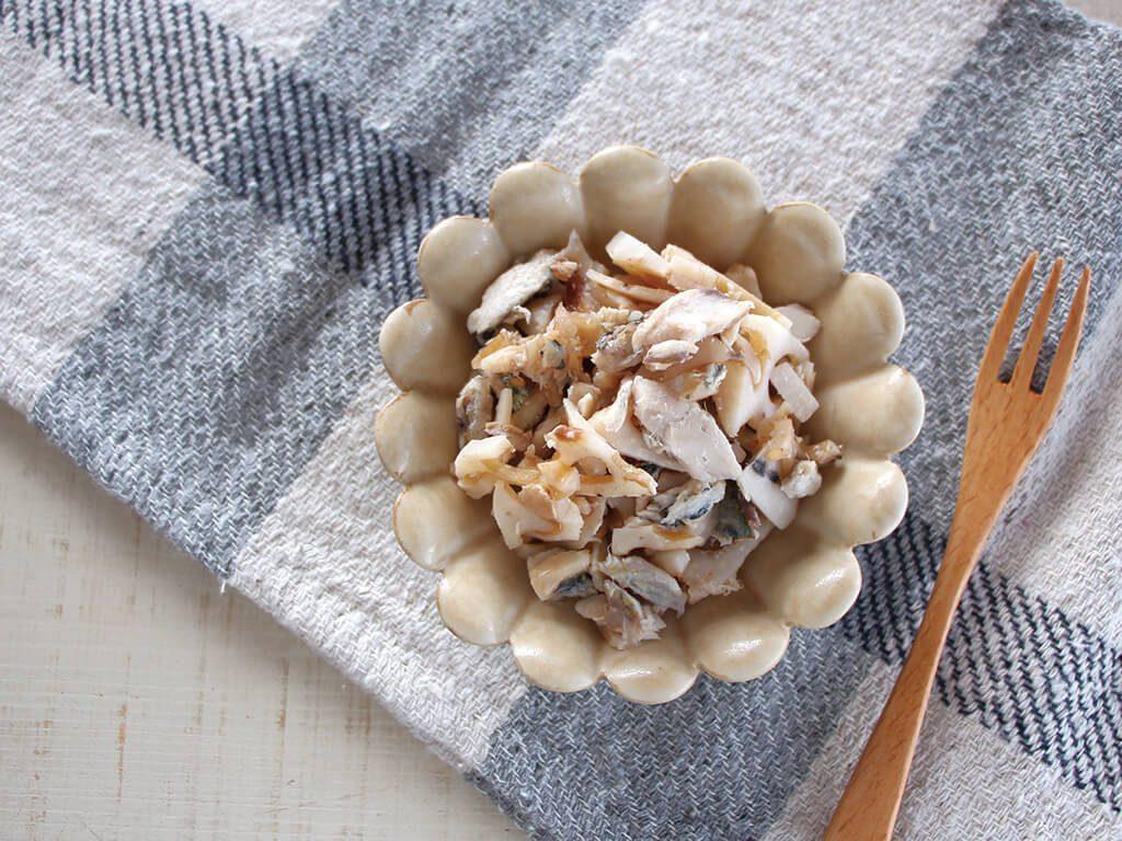 魚のみぞれ味噌スープ (調理時間:約10分)対象:離乳食後期から