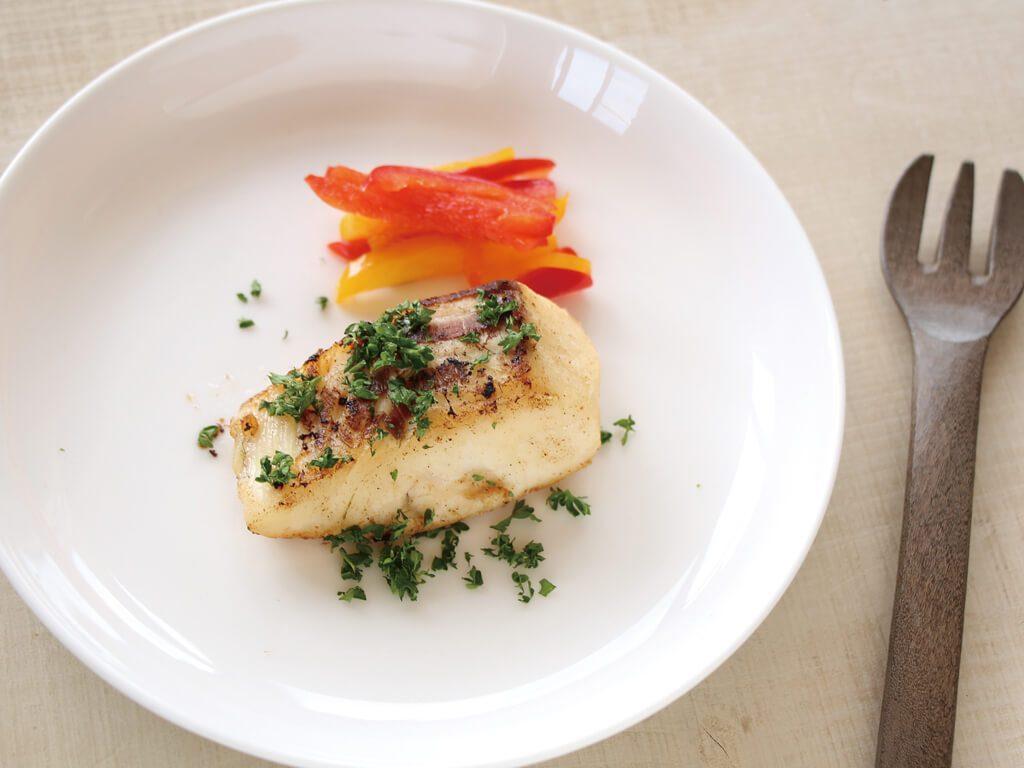 mogcookのお魚離乳食レシピ 魚のレモン風味ソテー