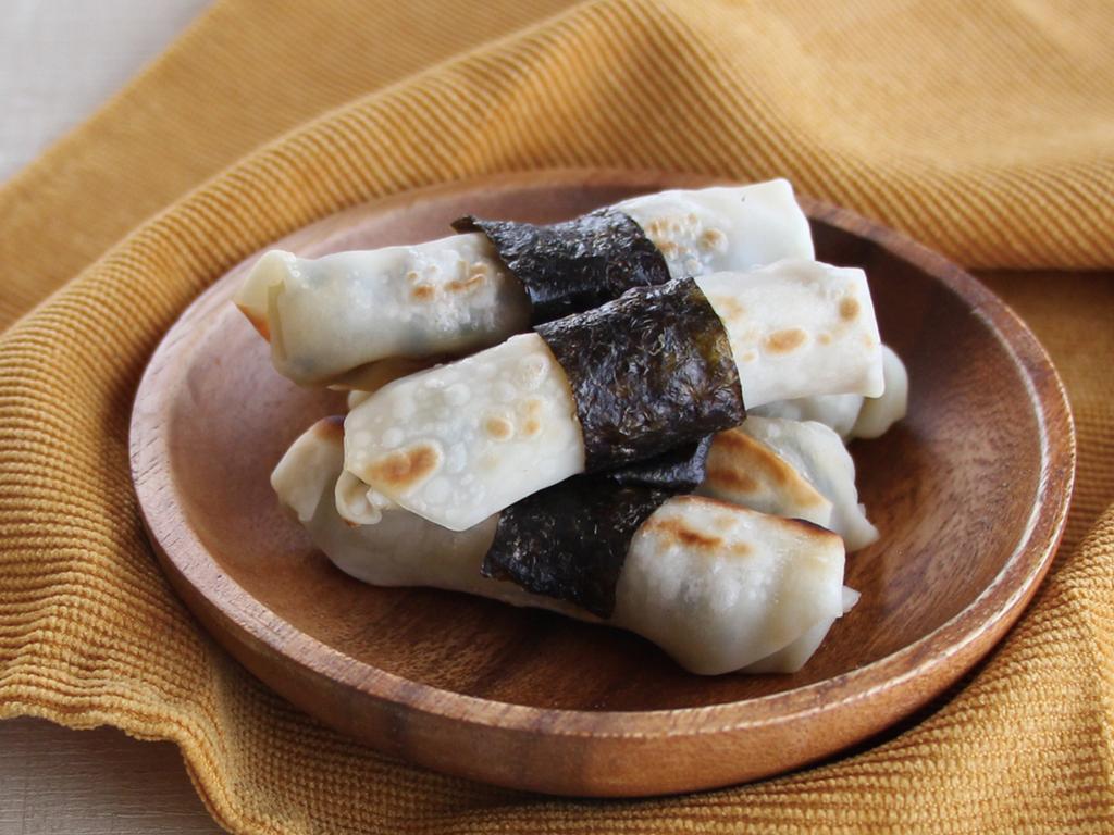 mogcookのお魚離乳食レシピ 魚の焼き餃子