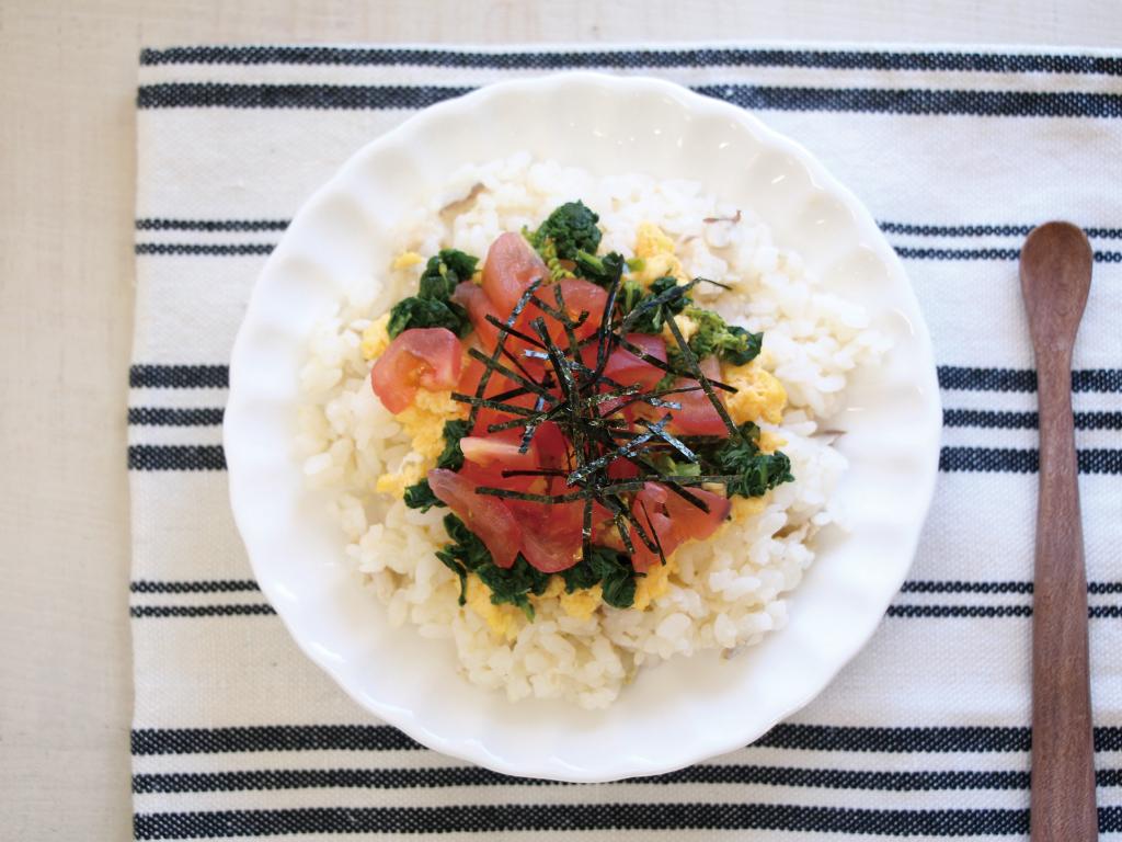 mogcookのお魚離乳食レシピ 魚の柑橘ちらし寿司