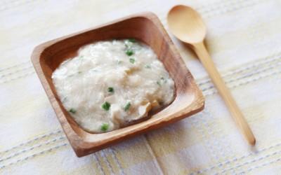 豆腐の白身魚あんかけ(調理時間:約5分)対象:完了期から