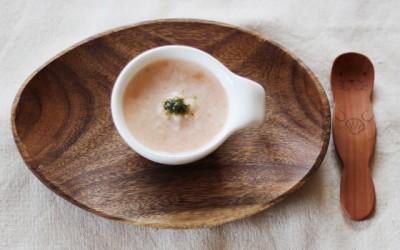 白身魚のトマト和え (調理時間:約3分)対象:初期から