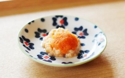 魚のトマトみぞれ煮 にんじんソースかけ(調理時間:約7分)対象:初期から