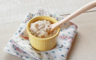 魚と里芋の和風みそ煮(調理時間:約7分)*中期から