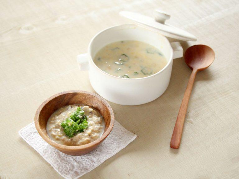 【取り分け離乳食】魚とオクラとクリームコーンを使ったレシピ *初期から